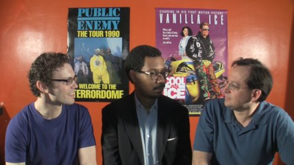 The Hip Hop Quiz - The Black Jew Jew Review Episode 4