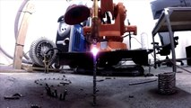MX3D-Metal : Machine qui imprime en 3D du métal