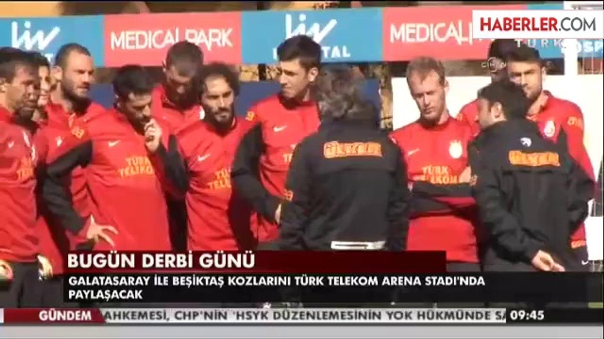 Galatasaray Beşiktaş Maçı Canlı İzle (22 Şubat 2014) Şifresiz Lig Tv İzle (Gs-Bjk Şifresiz Maç İzle)