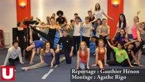 Châlons : les élèves de Bayen font leur cirque à Londres