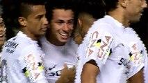 Brésil - Leandro Damiao ouvre son compteur avec Santos