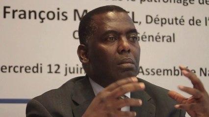 Biram Dah Abeid - Allocution Assemblée Nationale francaise juin 2013