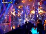 غناء جميع متسابقى برنامج THE VOICE فى اول حلقه من العروض المباشره