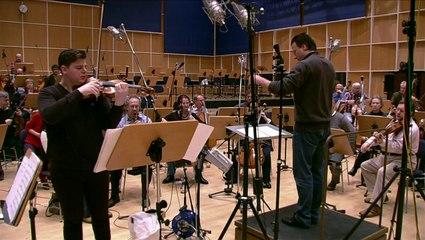Chad Hoopes, MDR Leipzig Radio Symphony Orchestra, Kristjan Järvi: Mendelssohn, John Adams