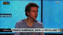 L'actualité IT de la semaine: Frédéric Bergé, Gilles Babinet et Pascal Samama, dans 01Business – 22/02 2/4