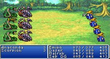 Final Fantasy 10 aérolithe + désert = vaisseau?