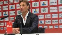 Football (VAFC) : Hervé Renard (Sochaux), satisfait du nul à Valenciennes (2-2)