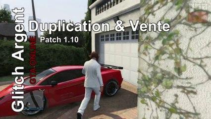 GTA Online - Tuto Glitch Argent Infini (Duplication) pouvant être fait seul sans ami - Patch 1.10