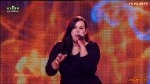 The Voice Of Greece - Κατερινα Σουσουλα Σουαρεζ [Kookoobadi]..14/2/2014