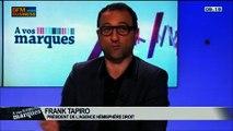 Les marques et les Jeux Olympiques: Charlotte Bricard, Anthony Babkine, Frank Tapiro et Benoit Tranzer, dans A vos marques – 23/02 2/3