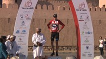Summary - Stage 5 - Tour of Oman 2014 (BidBid / Jabal Al Akhdhar (Green Mountain))