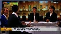 Les nouveaux snobismes: la tendance du bien-être, dans Goûts de luxe Paris – 23/02 7/8