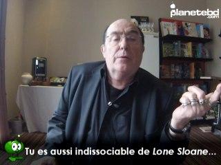 Philippe Druillet en interview sur PlaneteBD.com
