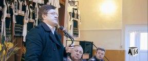 Proiectul căminului de bătrâni, prezentat de părintele Daniel Vălean