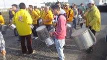 Escola de Samba Charanguinha 2014 - Ensaio Geral