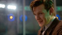 The Eleventh Doctor Regenerates Scene - The Time Of The Doctor - Doctor Who - BBC