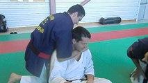 Explication et démonstration d'un KO sur VB 20 par Jean-Paul BINDEL, Hanshi