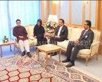 OIC summit: Zardari meets counterpart in Makkah,Chairman PPP Bilawal Bhutto Zardari also present
