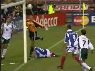 EURO 2000: Yugoslavia 3 Slovenia 3 - Group C (13th June 2000)