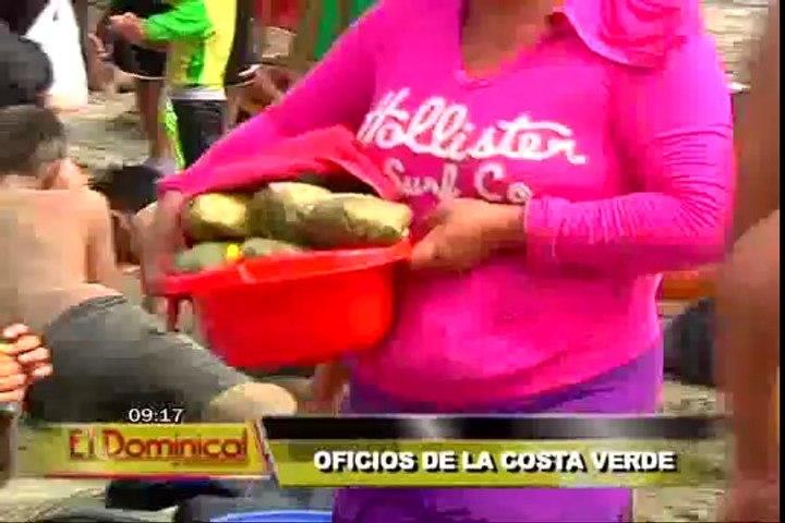 Oficios de la Costa Verde: ingeniosos empleos de verano invaden playas limeñas   Godialy.com