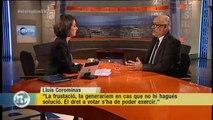 """TV3 - Els Matins - Lluís Corominas: """"Hi hauria una declaració unilateral d'independència del Par"""