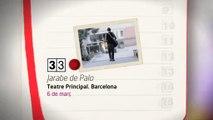 TV3 - 33 recomana - Jarabe de Palo. Teatre Principal. Barcelona