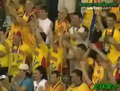 EURO 2000: England 2 Romania 3