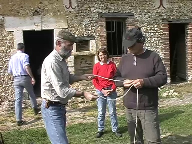 La corde à 13 noeuds
