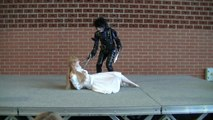 Edward Scissorhands cosplay - Alternate ending 2