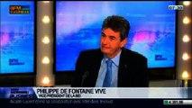 """Pacte de croissance: """"Il faut soutenir tout ce qui marche"""", Philippe de Fontaine Vive, dans GMB – 24/02"""