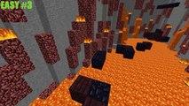 Minecraft MC4U.PL - Parkour [Easy #1 - Easy #5]