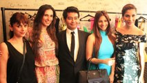 Bollywood Celebs Glam It Up At Harsh Gupta's SS 2014 Launch – Harsh Harsh