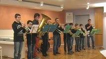 Audition de l'école de musique du Pays du Der