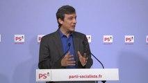«L'objectif du PS est de mobiliser fortement l'électorat de gauche lors des élections municipales » (D. Assouline)