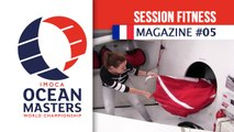 Session fitness pour les skippers solitaires - Magazine #05 | Ocean Masters
