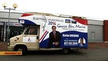 Municipales : à Gonesse (Val d'Oise), un ancien socialiste et un ancien UMP rejoignent le FN