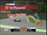 F1 Spa 2005 Qualifying - Kimi Raikkonen Lap