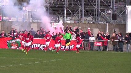 Résumé F.C.Rouen - S.M.Caen - 23-2-14 - Gambardella 16ème de finale