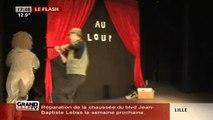 Spectacle: Au loup! au théâtre de marionnettes