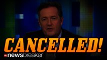 CANCELLED!:  CNN Confirms Piers Morgan Live is Ending After Just Three Seasons