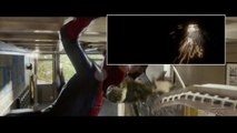 The Amazing Spider-Man High School Fight VFX Shot Builds Official 2012 [HD 1080]