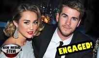 MILEY CYRUS ENGAGEMENT: Miley Cyrus, Liam Hemsworth Engaged
