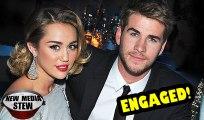 MILEY CYRUS ENGAGEMENT: Miley Cyrus, Liam Hemsworth Engaged
