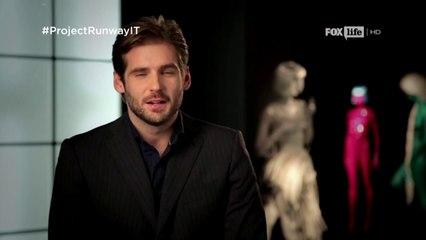 Project Runway Italia - Tomaso Trussardi