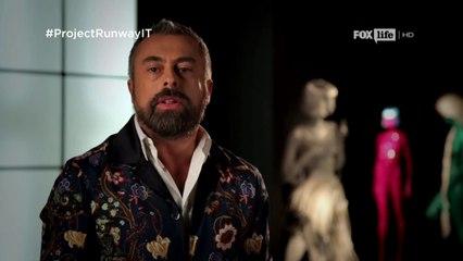 Project Runway Italia - Ildo Damiano