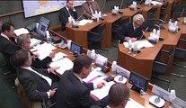 Présentation du rapport d'information sur la sûreté des transports aériens - Mardi 13 Décembre 2011