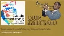 Louis Armstrong, Ella Fitzgerald - Dream a Little Dream of Me