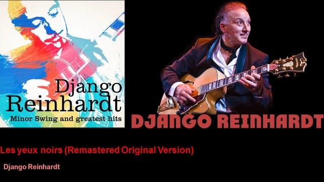 Django Reinhardt - Les yeux noirs