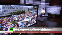 'Caracas chaos promoted by US with regime change aim' - Venezuelan minister
