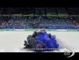 Se sui pattini sei dentro al videogame.... Rivisitazione di una gara di Sochi